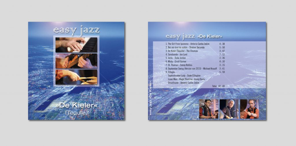 CD Cover Easy Jazz